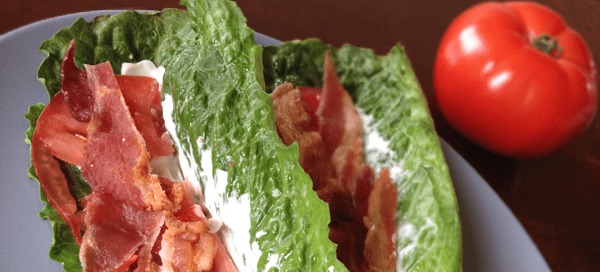 Breadless BLT | Our Paleo Life
