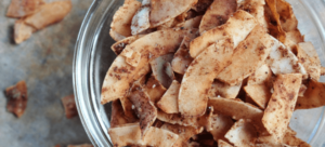 Savory Coconut Flakes | Our Paleo Life