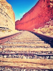 Railroad Tracks, Moab, UT | Our Paleo Life