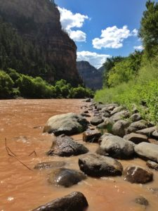 Colorado River, Glendwood Canyon, CO | Our Paleo Life