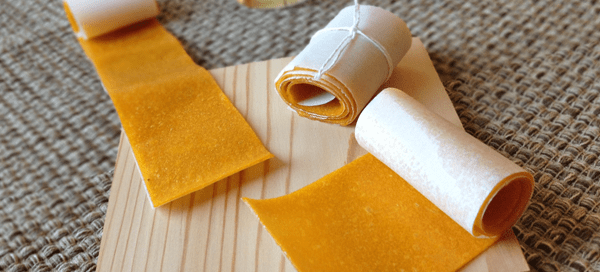 Mango Fruit Leather | Our Paleo Life