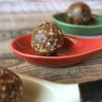 Pumpkin Pie Bites | Our Paleo Life