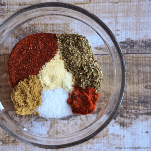 Taco Seasoning | Our Paleo Life