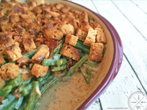 Green Bean & Artichoke Casserole | Our Paleo Life