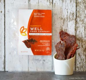 Well Food Co - BBQ Jerky