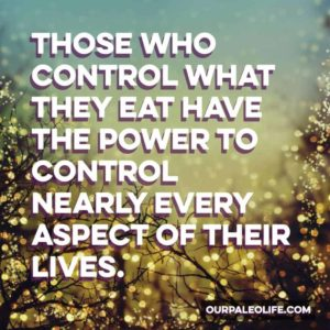 Control What You Eat