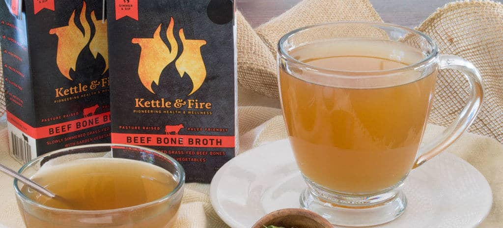 Kettle & Fire Bone Broth Review {by Our Paleo Life}