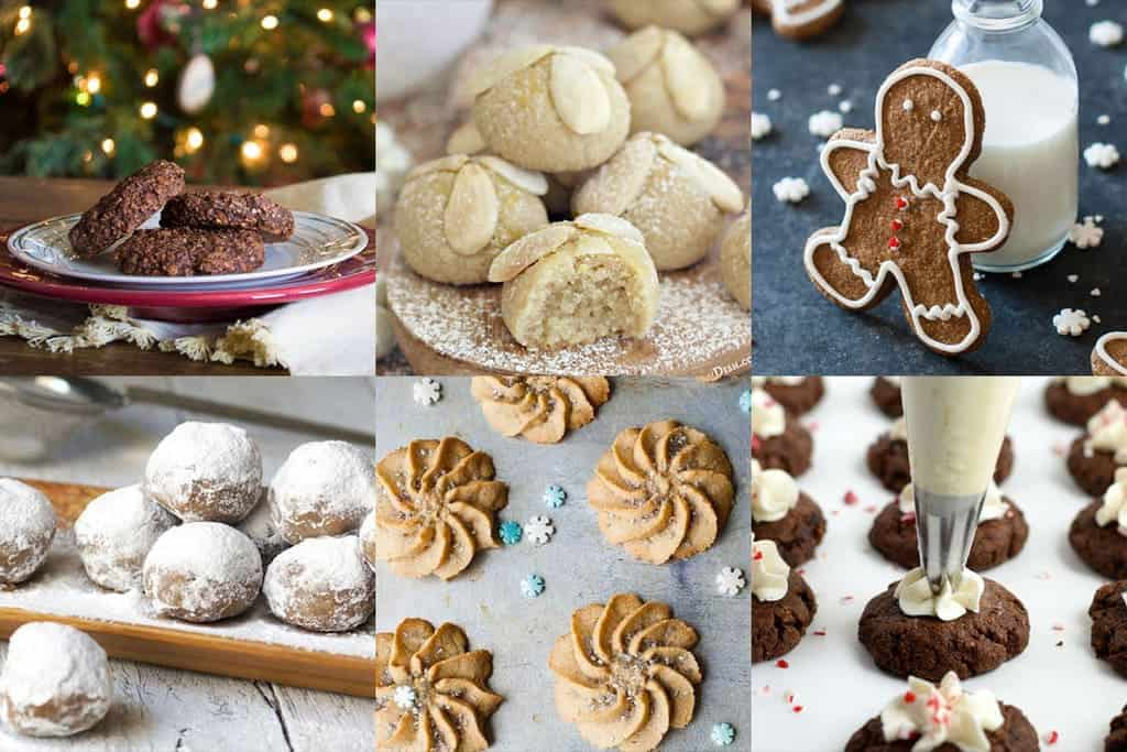 15 Christmas Cookies {a paleo recipe roundup}