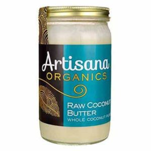 Raw Coconut Butter