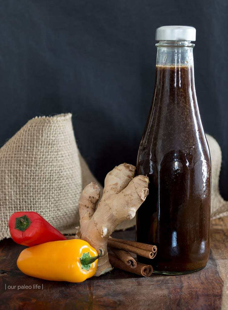 Soy-Free Worcestershire Sauce | by OurPaleoLife.com