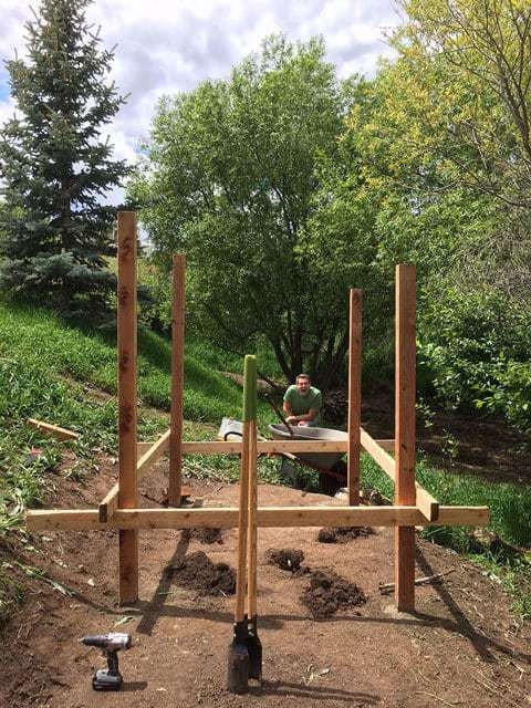 The Level Start to the Chicken Coop