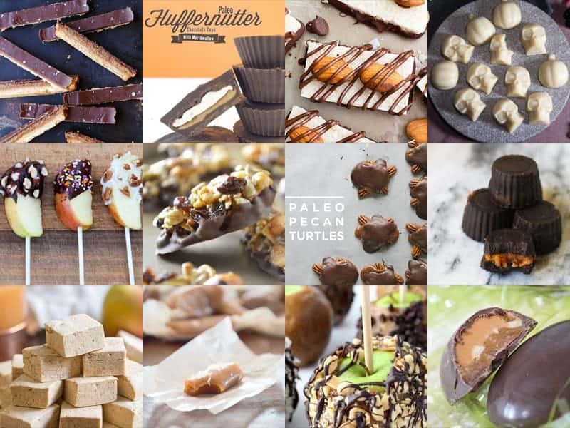 Paleo Halloween Candy & Treats Roundup