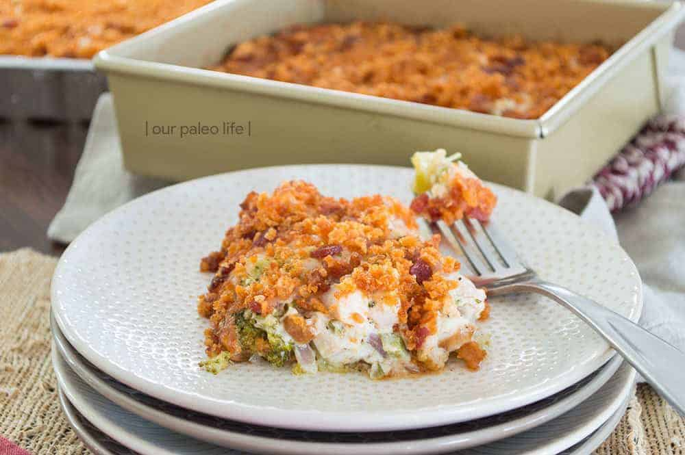 Stouffers Cheesy Chicken And Broccoli Bake