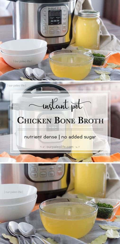 Did you know most store-bought chicken broth has added sugar? Not this homemade version, made with ingredients you control. Stay healthy year-round with this low-carb soup base.