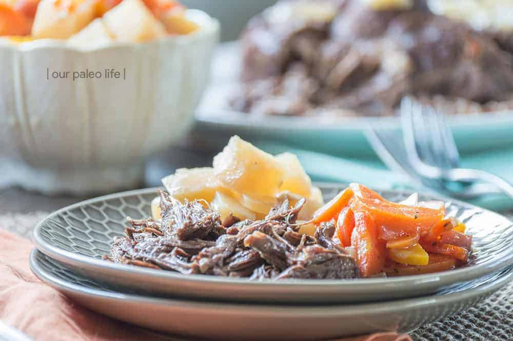 Perfect Pot Roast in the Instant Pot