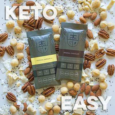 KETO MADE EASY with Fat Fit Go